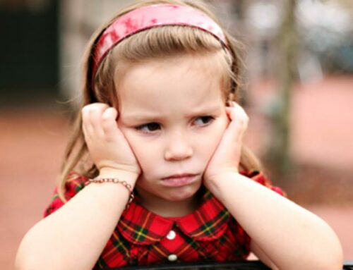 """""""You get what you get and you might get upset…and that's ok"""" How to address your Child's Feelings"""