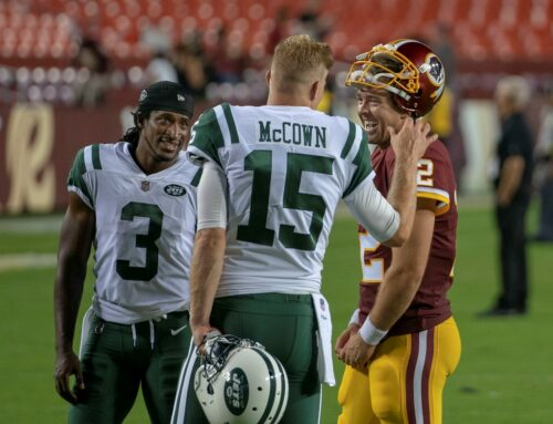 Jets Quarterback Josh McCown's Journey with Neurofeedback