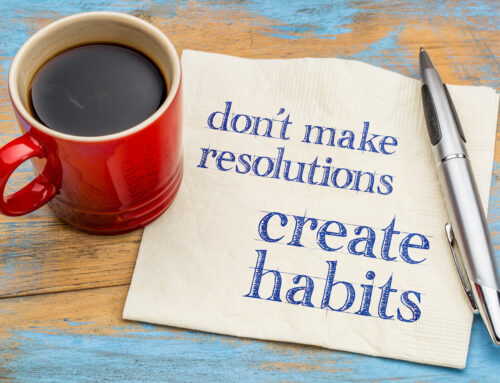 Resolutions by the Wayside? Here's a Trick.